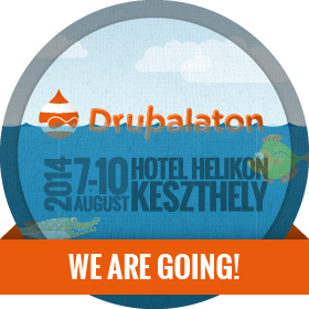 Drupalaton 2014 - We are going